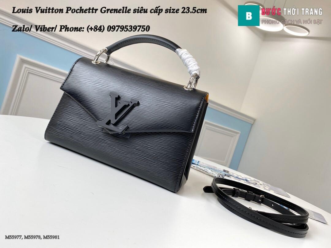 Túi xách Louis Vuitton Pochette Grenelle siêu cấp 23 (1)