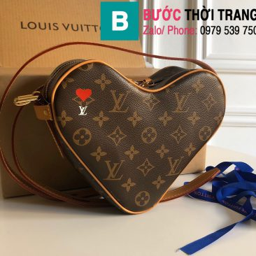 Túi xách Louis Vuitton Game on coeur  (1)