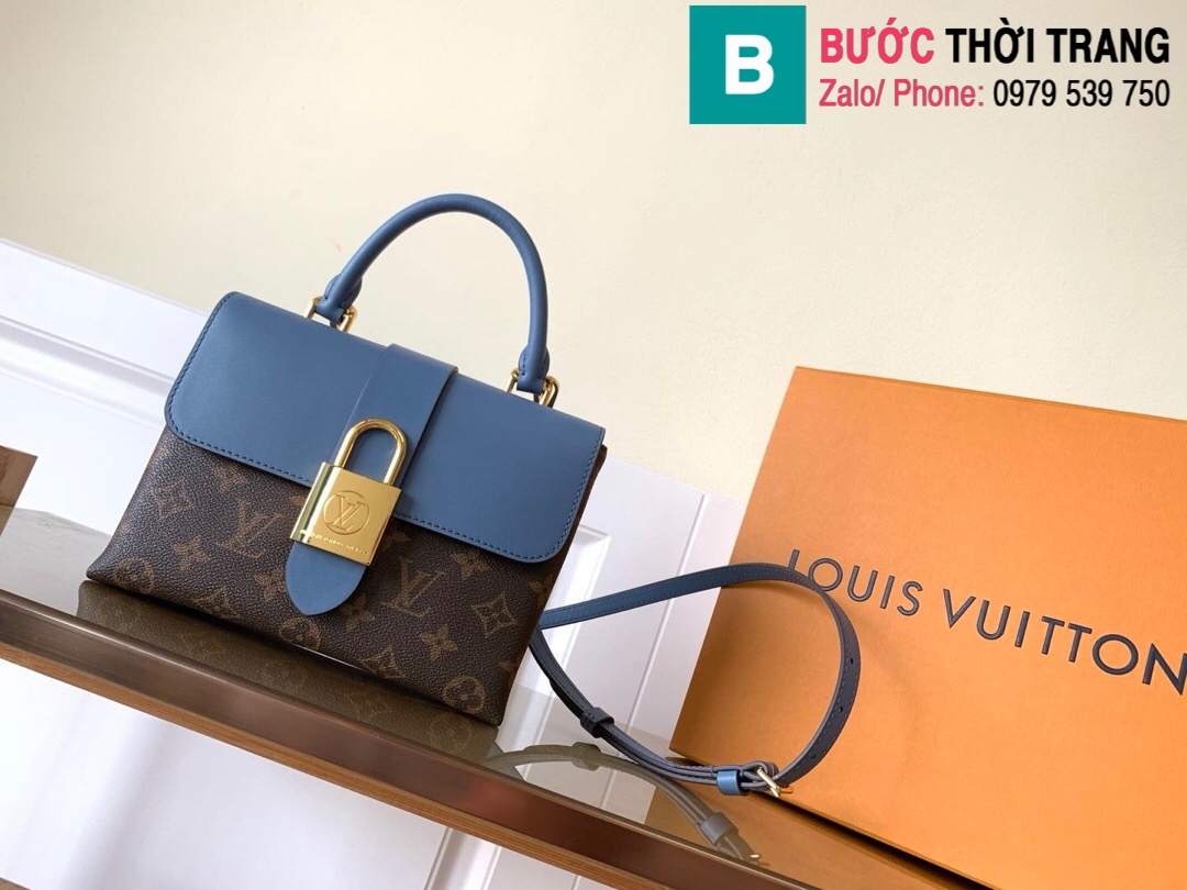 Túi xách Louis Vuitton Locky BB (10)