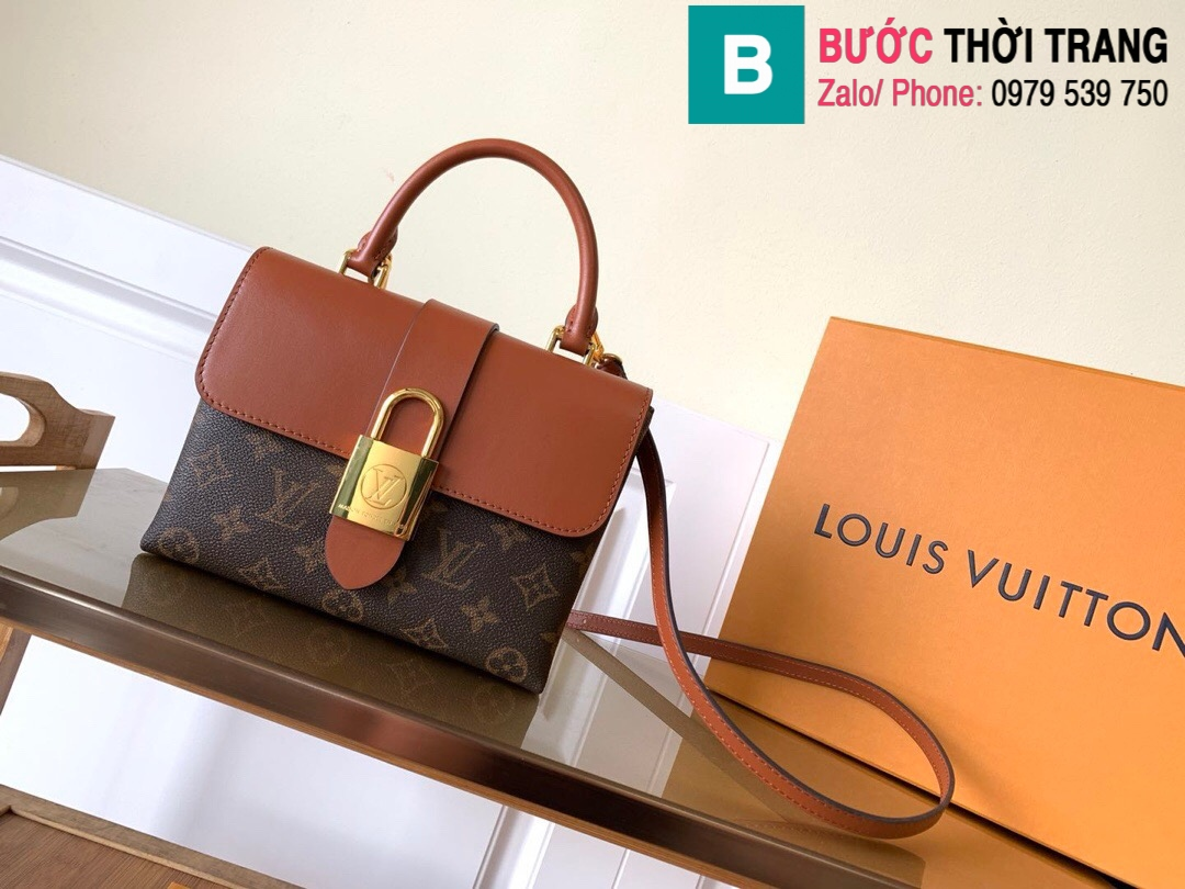 Túi xách Louis Vuitton Locky BB (19)