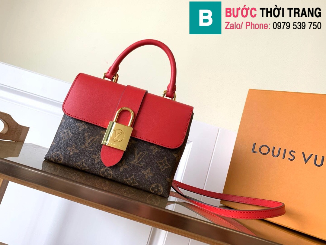 Túi xách Louis Vuitton Locky BB (28)