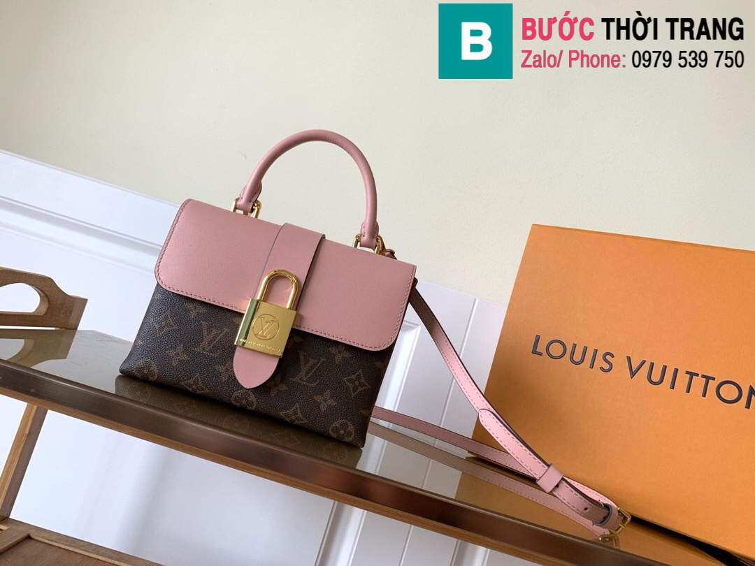 Túi xách Louis Vuitton Locky BB (37)