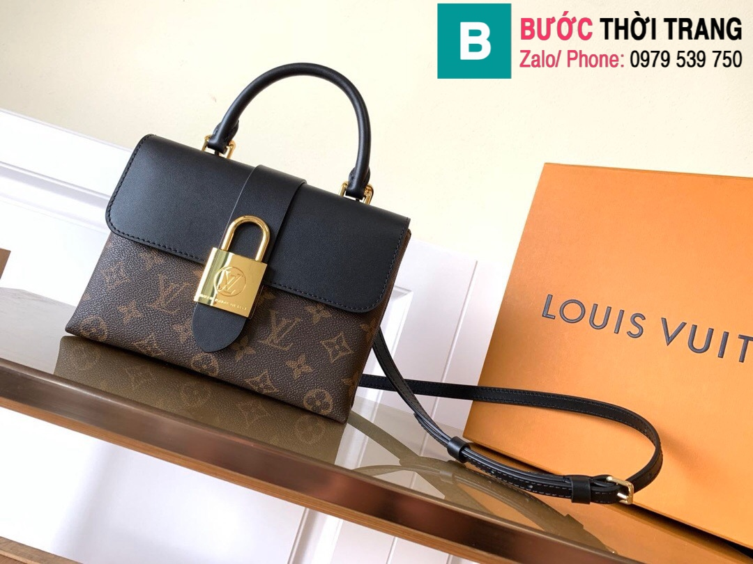 Túi xách Louis Vuitton Locky BB (46)