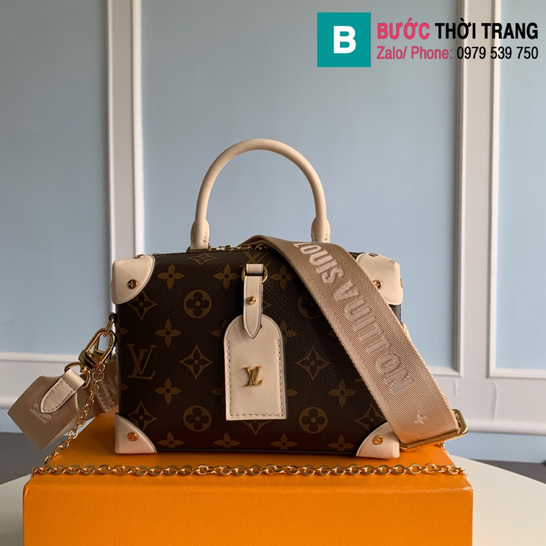 Túi xách Louis Vuitton Locky BB (55)