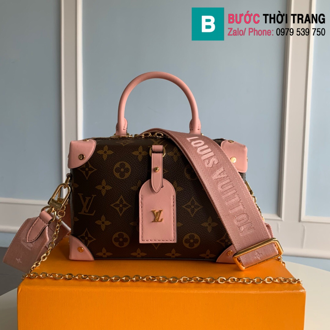 Túi xách Louis Vuitton Locky BB (63)