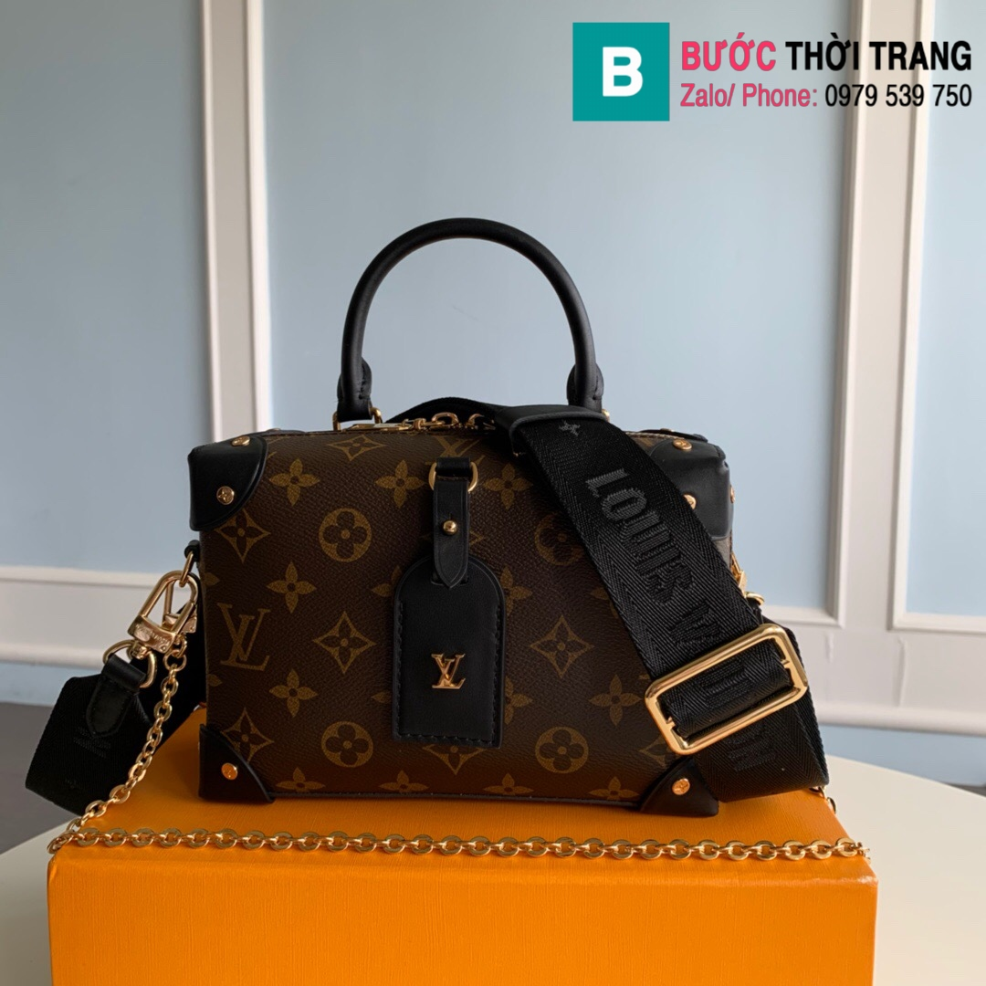 Túi xách Louis Vuitton Locky BB (71)