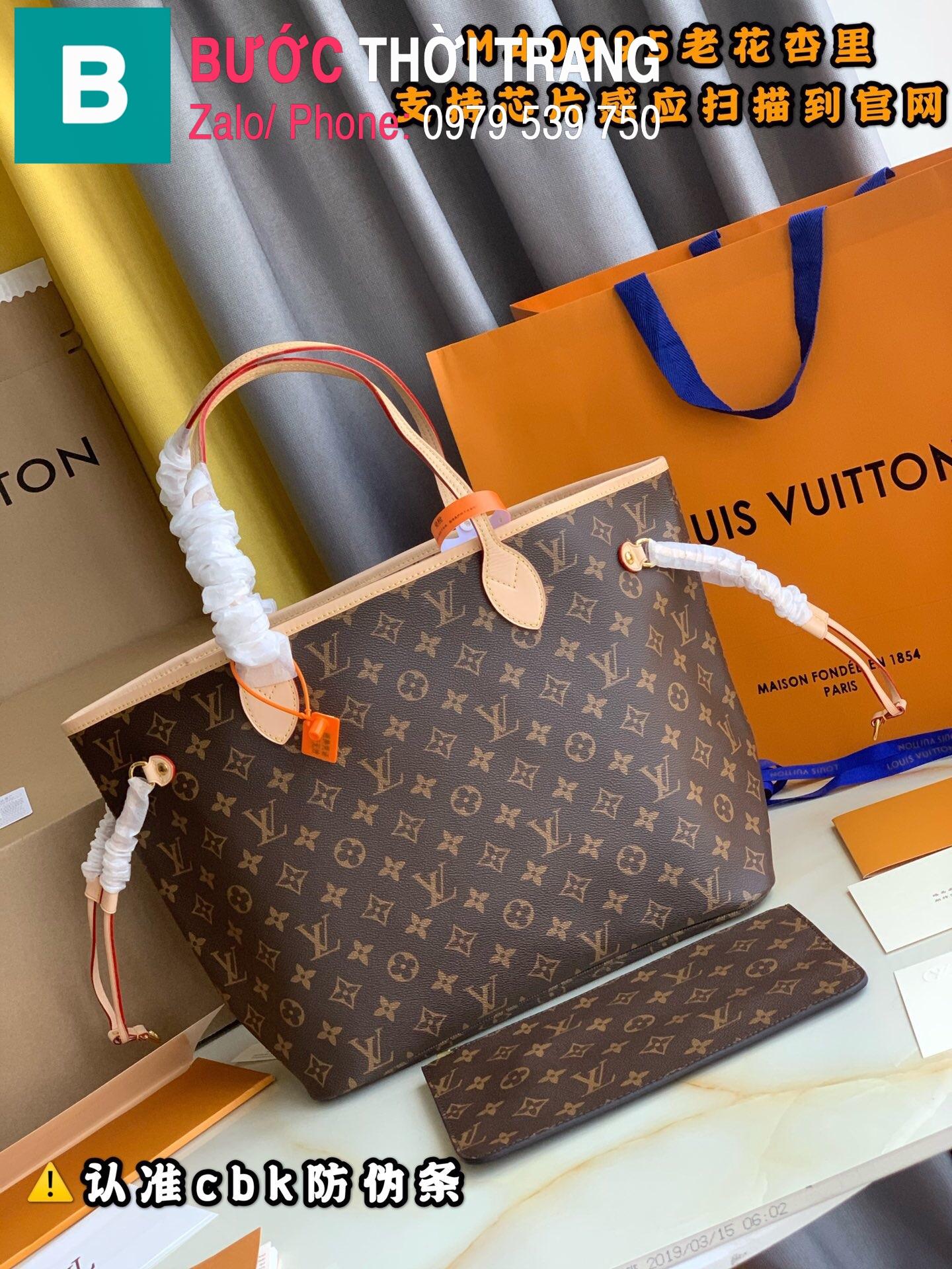 Túi xách Louis Vuitton Neverfull MM (1)