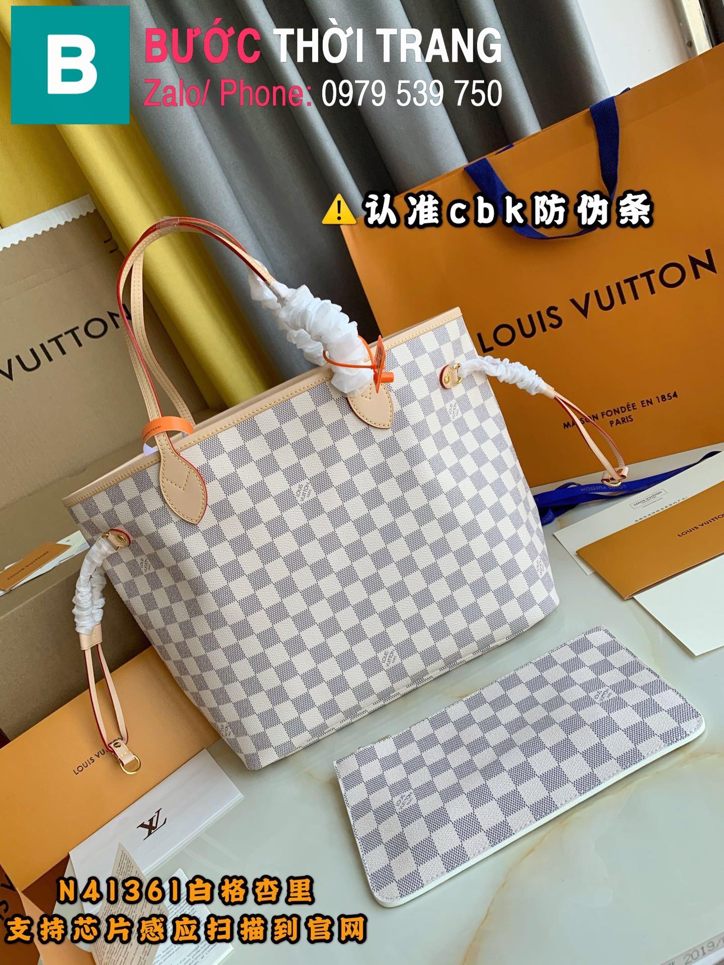 Túi xách Louis Vuitton Neverfull MM (10)