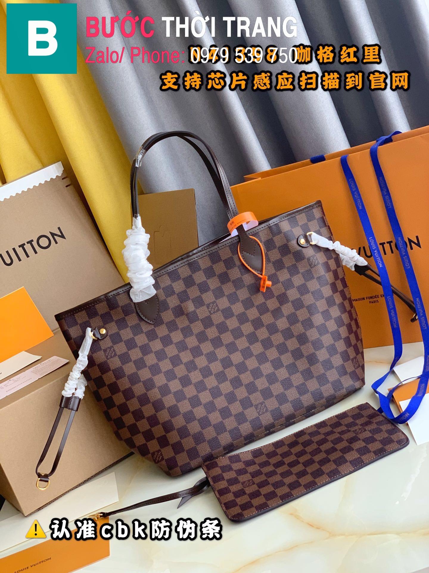 Túi xách Louis Vuitton Neverfull MM (19)
