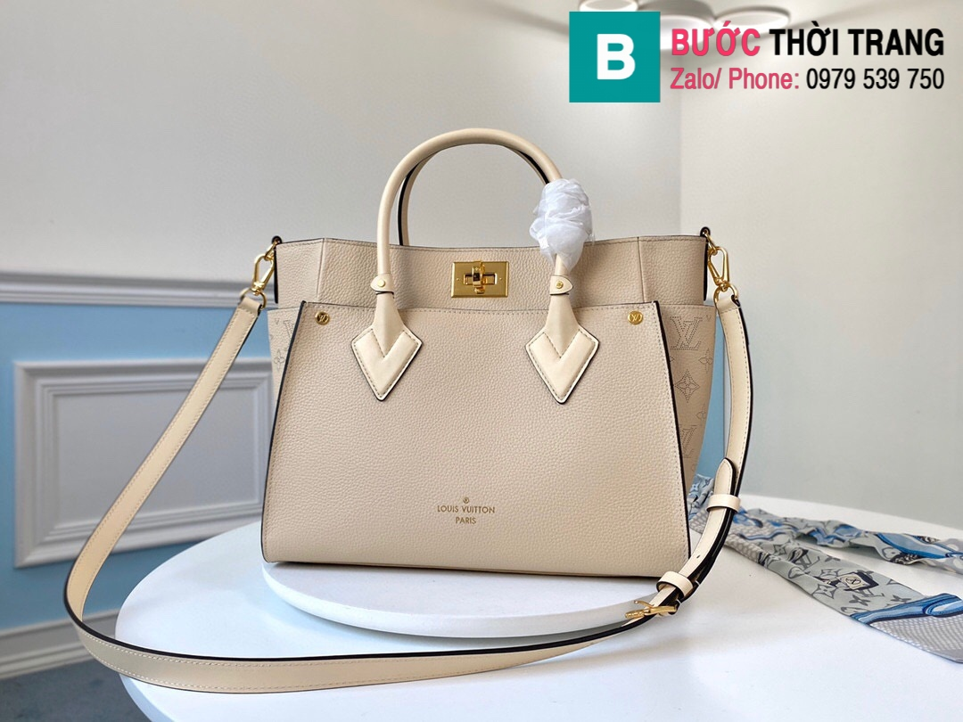 Túi xách Louis Vuitton On My Side (1)