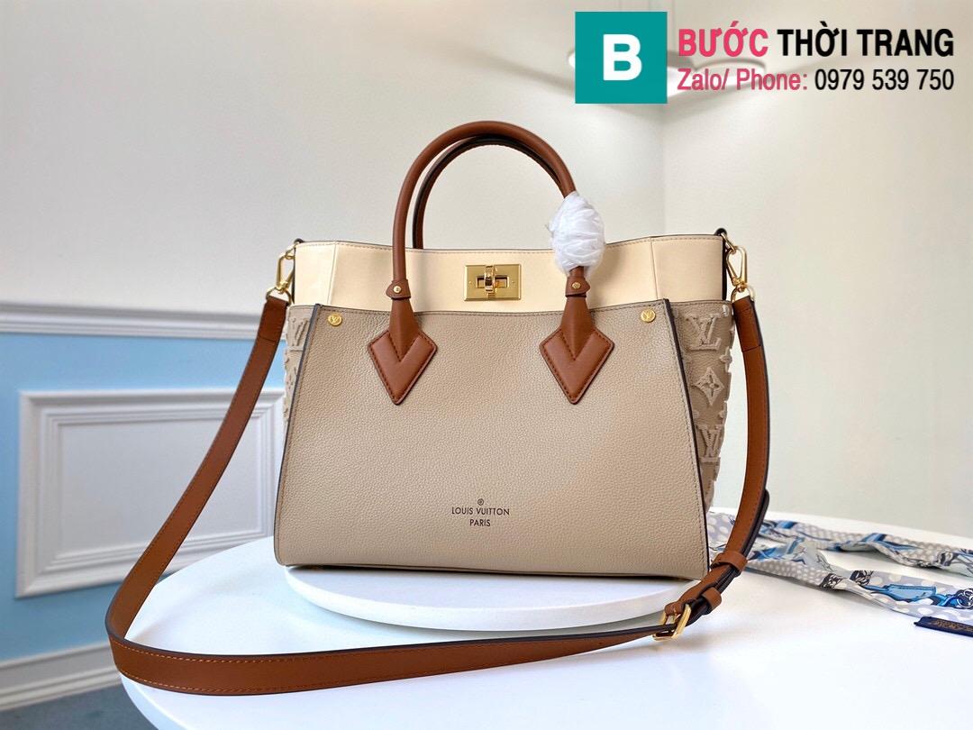 Túi xách Louis Vuitton On My Side (10)