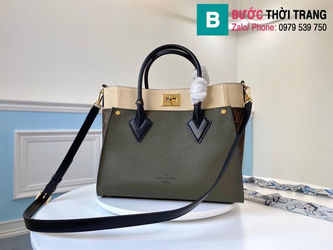 Túi xách Louis Vuitton On My Side (37)